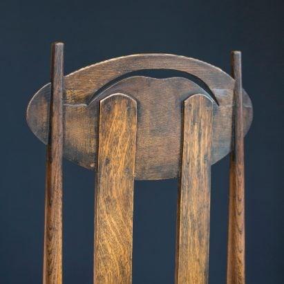Argyle chair by Charles Rennie Mackintosh