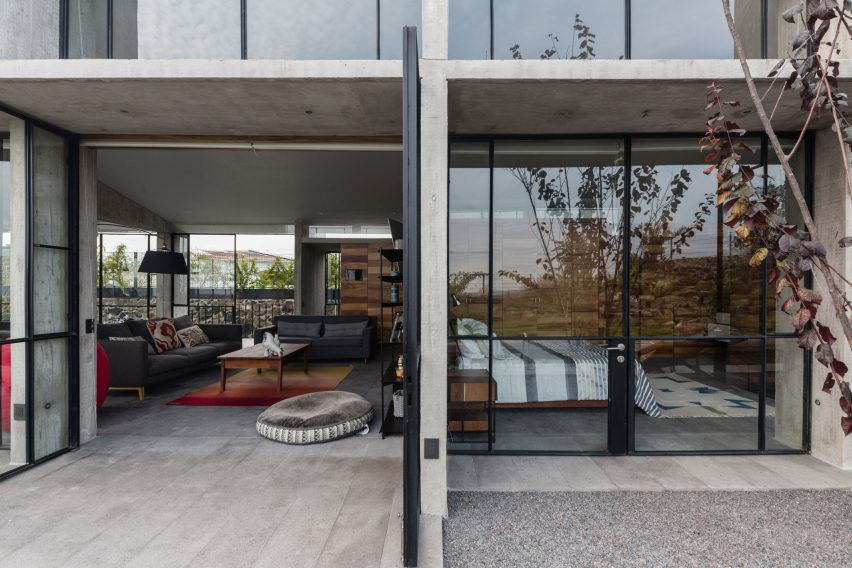 AT House by Laurent Herbiet