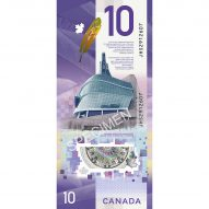 Antoine Predock's Canadian Museum for Human Rights to feature on country's bank note