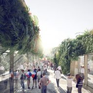 Paris stadium to be covered with greenery in bid to become Olympic venue