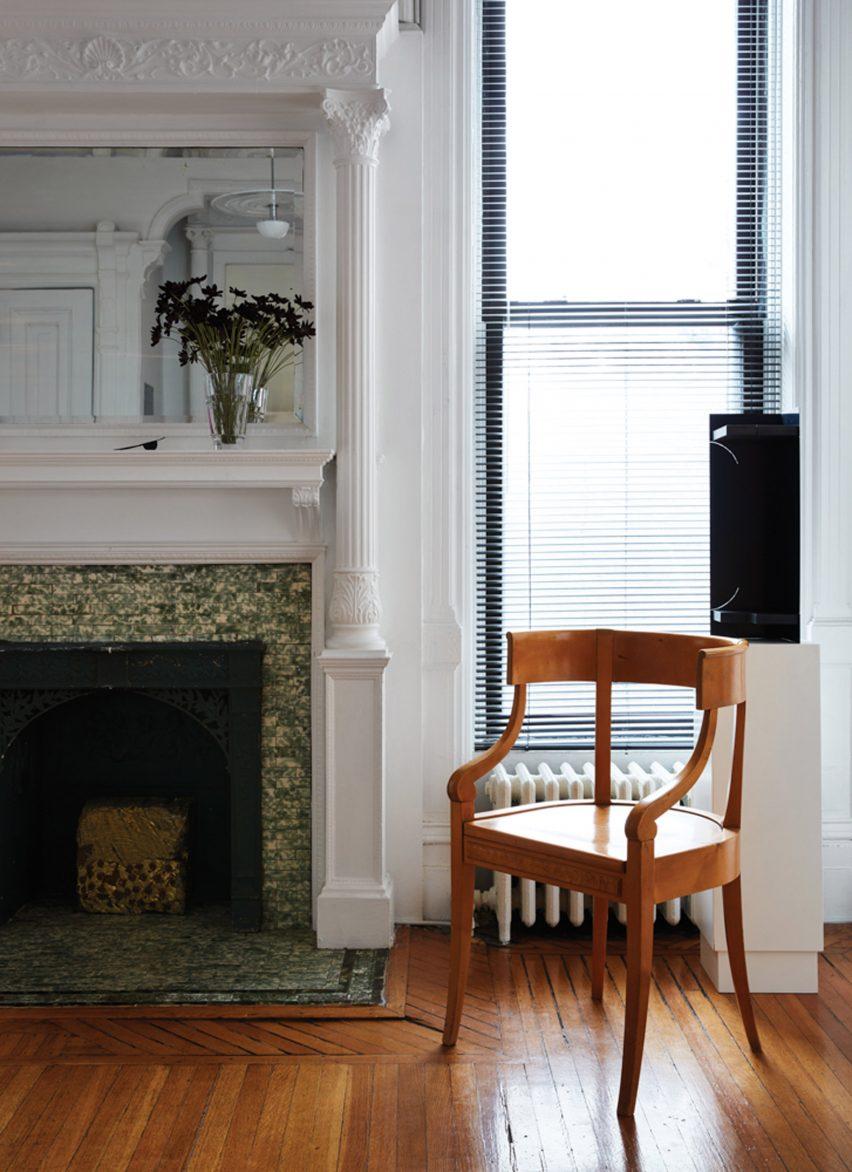 Rafael de Cárdenas's apartment