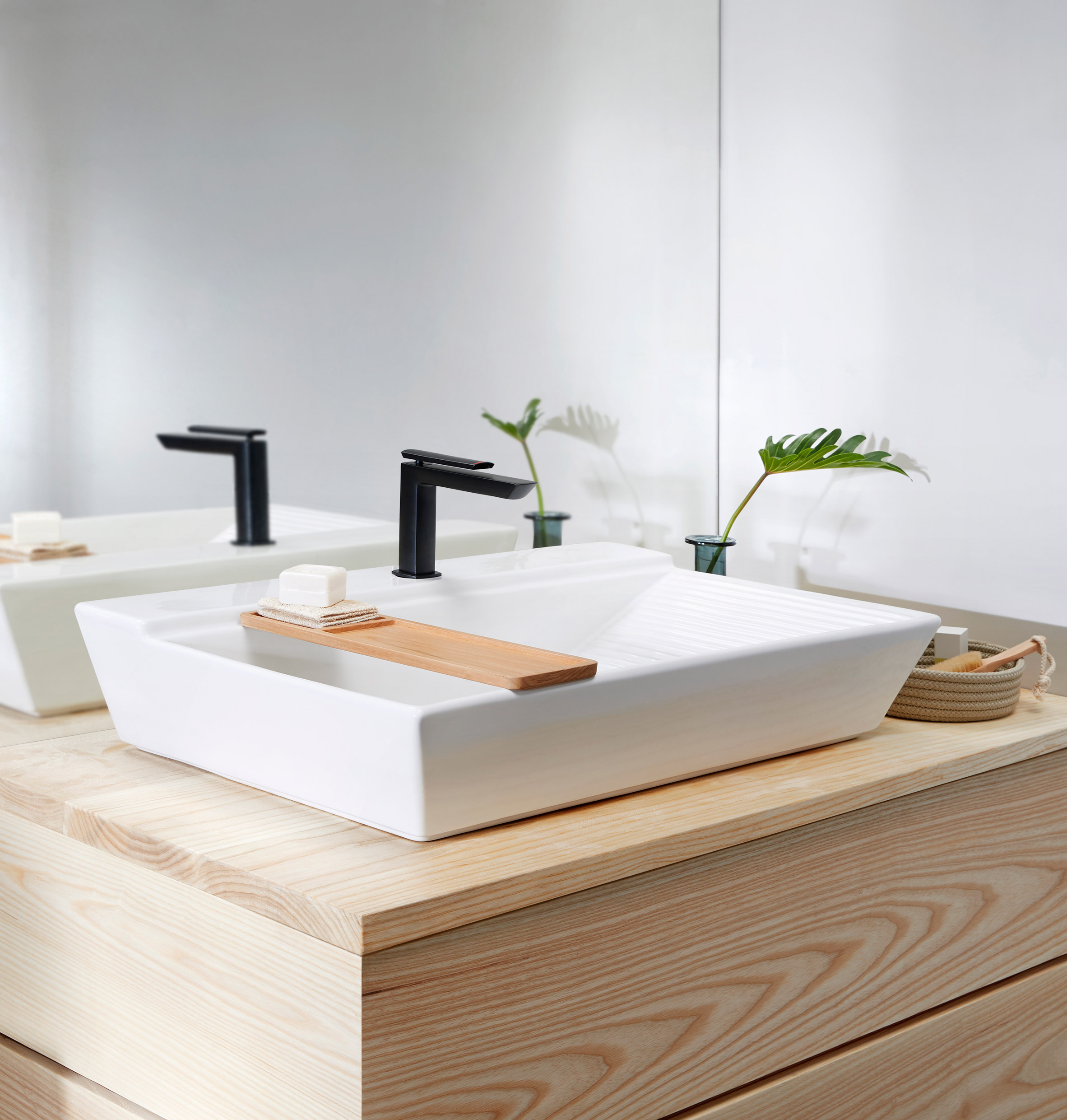 User Driven And Functionally Versatile, The Skive Collection Is Conceptualised From
