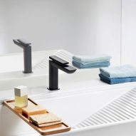 Jacob Jensen Design creates minimalist bathroom collection for Cotto