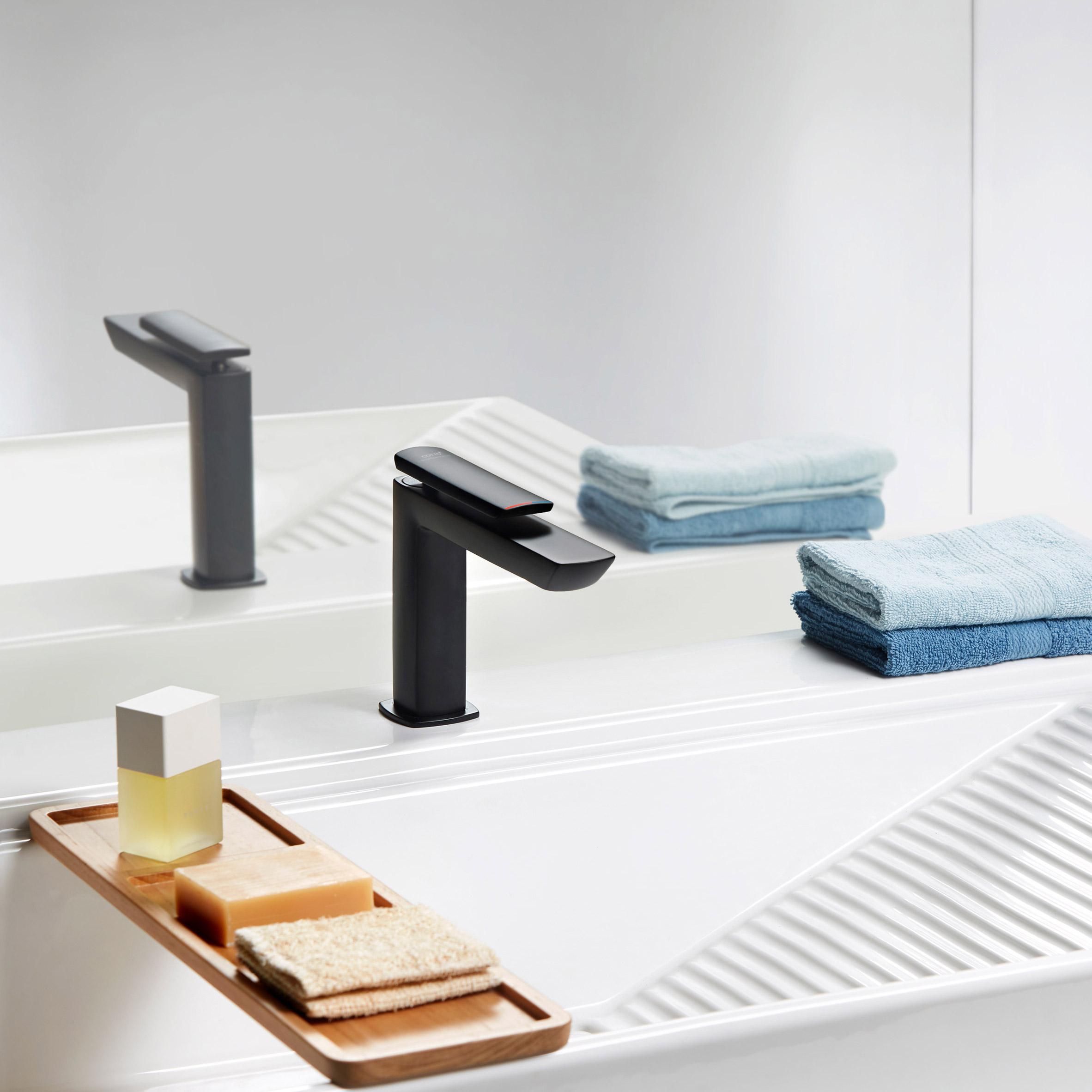 Jacob Jensen creates minimalist bathroom collection for Cotto