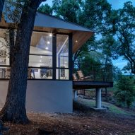 Creekbluff Studio by Matt Fajkus Architecture