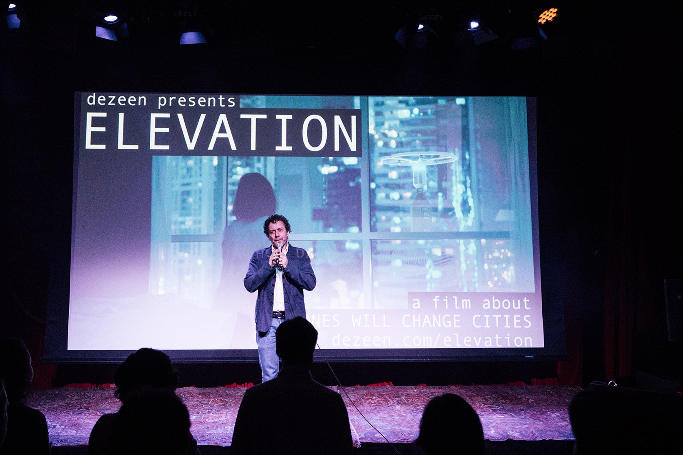 Elevation New York launch