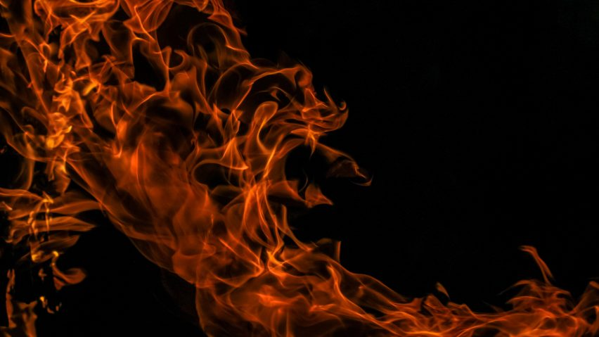 Researchers Create Fire Alarm Wallpaper