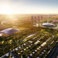 Foster + Partners to masterplan new sustainable city in India