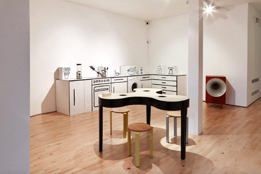 Yuri Suzuki's musical appliances are designed to enhance your mood