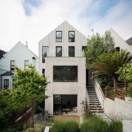 Edmonds + Lee overhauls slender Victorian home in San Francisco