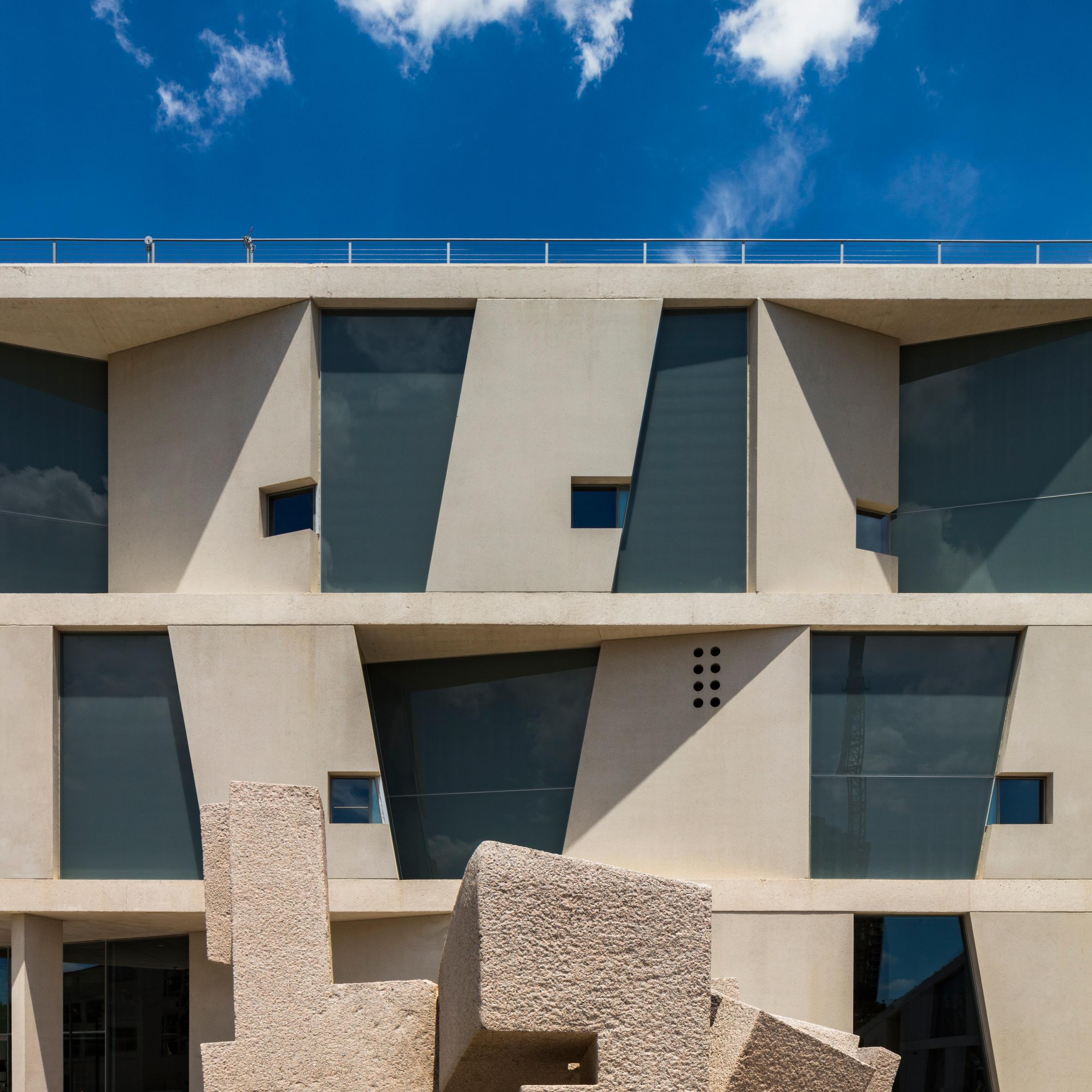 Glassel School of Art by Steven Holl