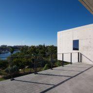 GLF Headquarters by Oppenheim Architecture
