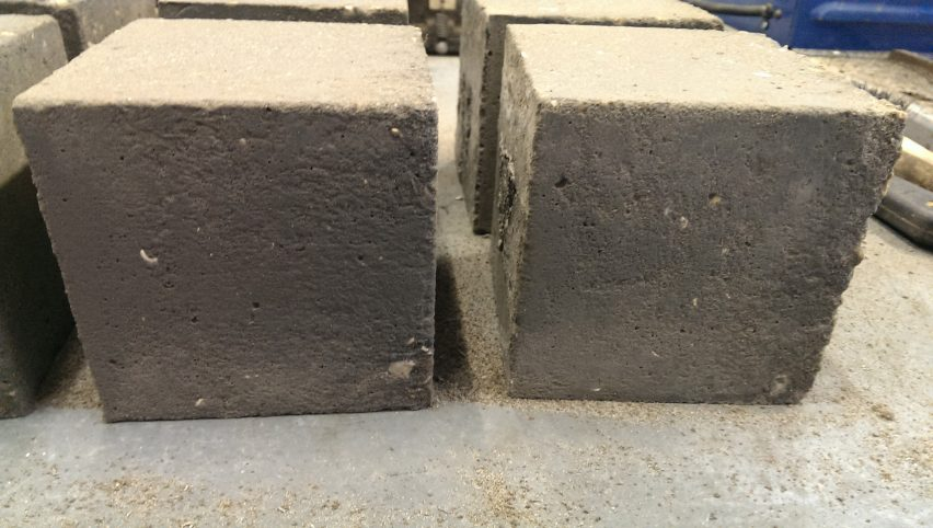 Graphine for super strong concrete