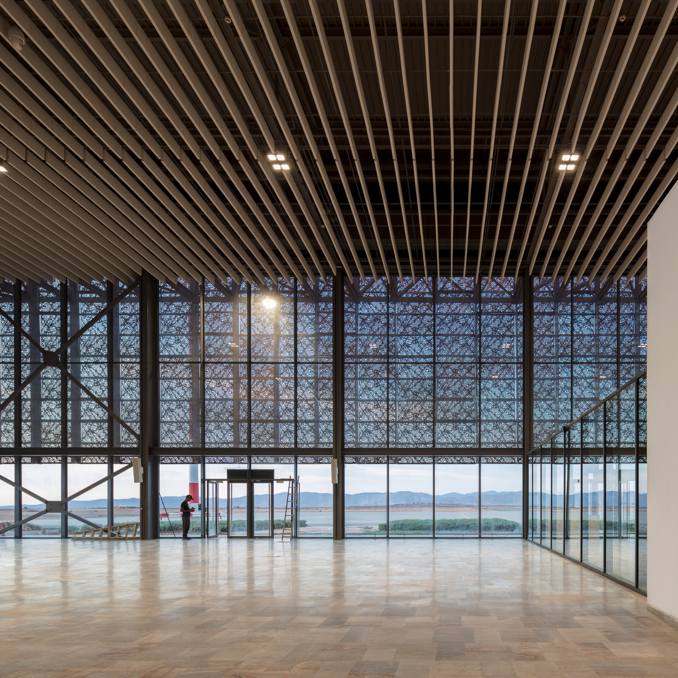 Guelmim Airport by Groupe3Architectes