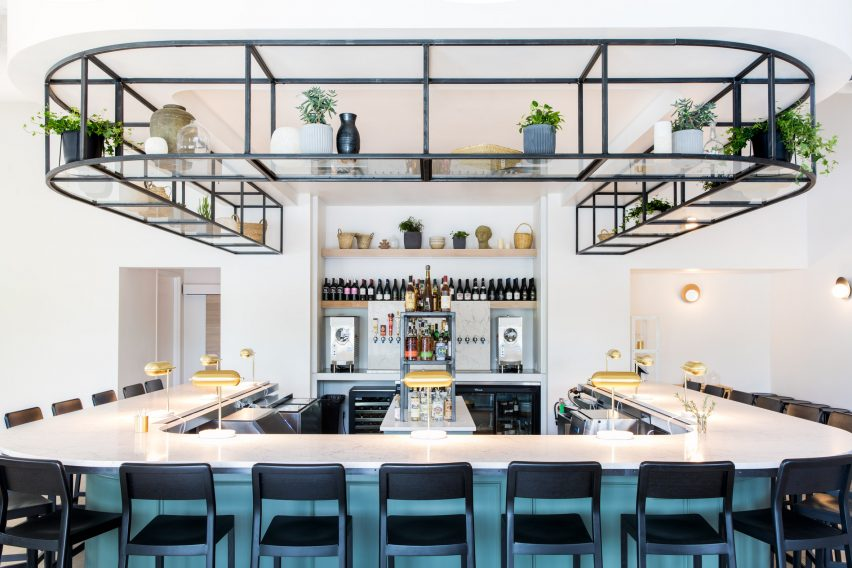 Hank's by Claire Zinnecker Design and Ben May Design