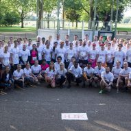 Architects and designers raise £52,000 for motor neurone disease in HD5K charity run