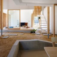 House in Takaya features 21st-century take on traditional Japanese doma