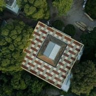 This week, Dezeen was in Venice and our drone documentary premiered