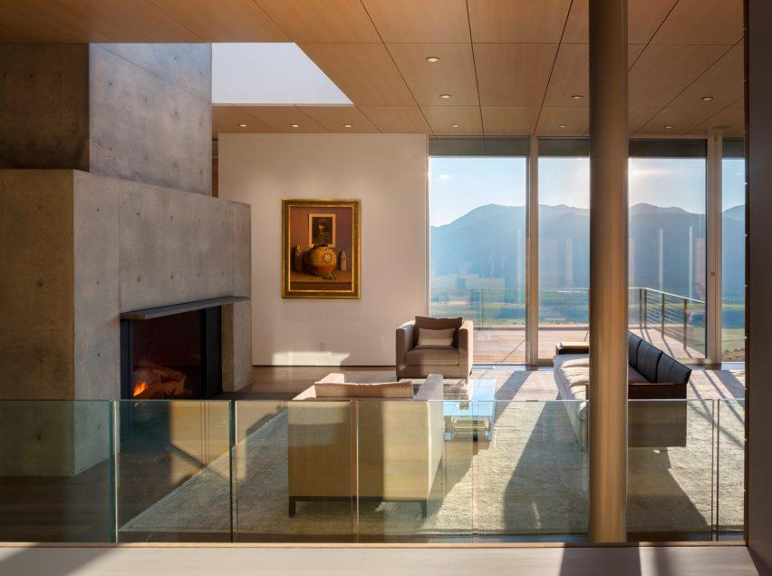Jackson Residence by Bohlin Cywinski Jackson