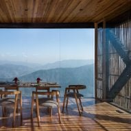 Kumaon hotel by Zowa Architects