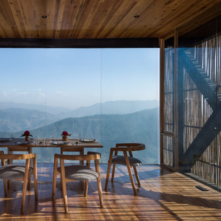 Best remote hotels: Kumaon hotel by Zowa Architects