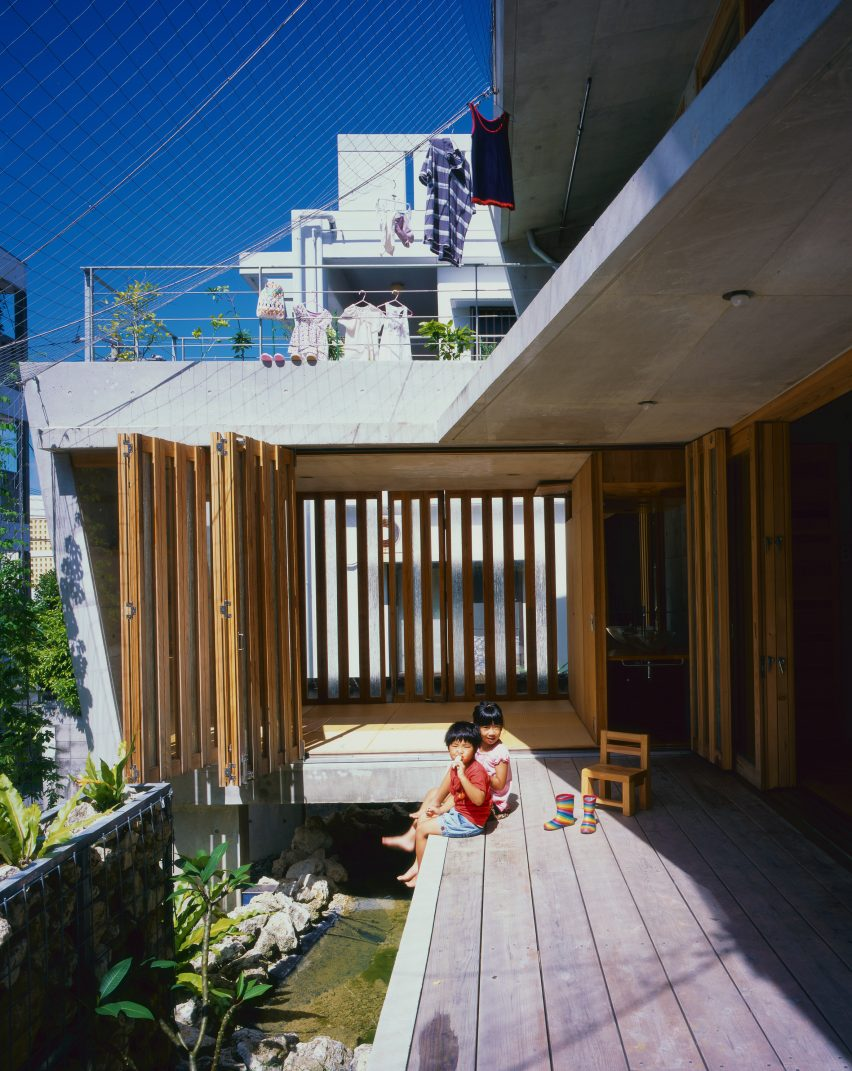Ma of Wind by Ryuichi Ashizawa Architects