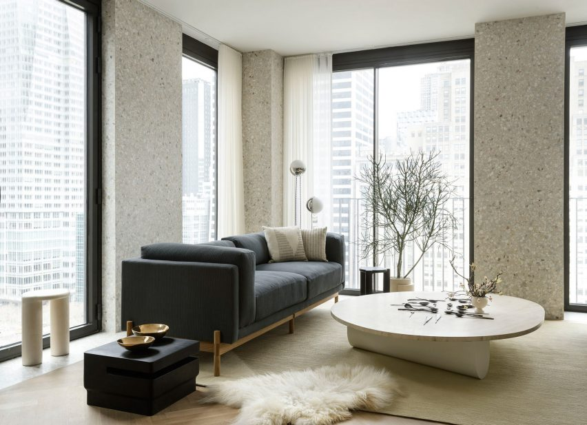 Material Interiors by Radnor