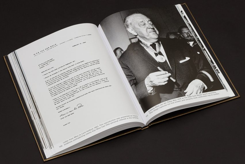 Mies in London by REAL