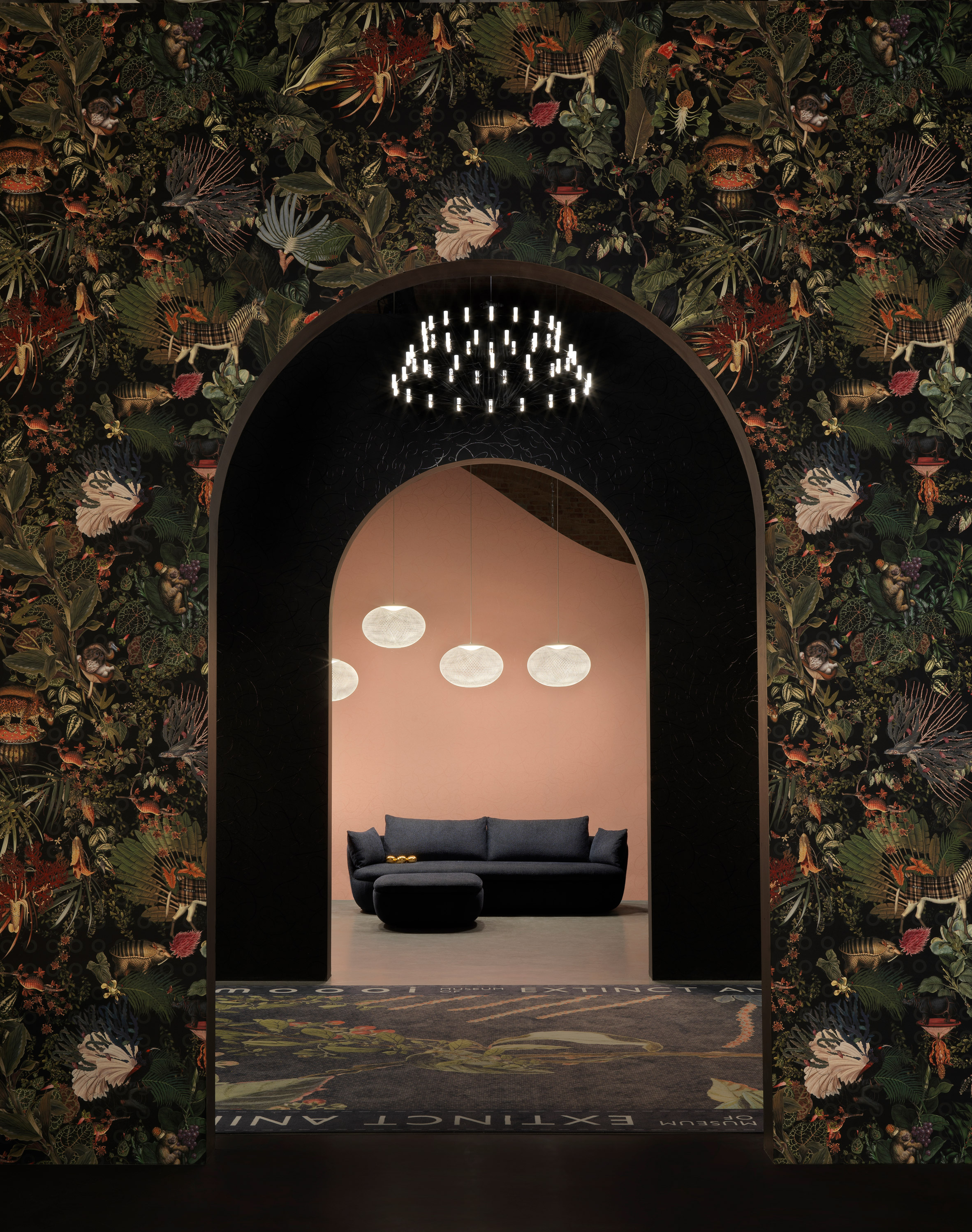 Moooi looks to the natural world for A Life Extraordinary furniture collection