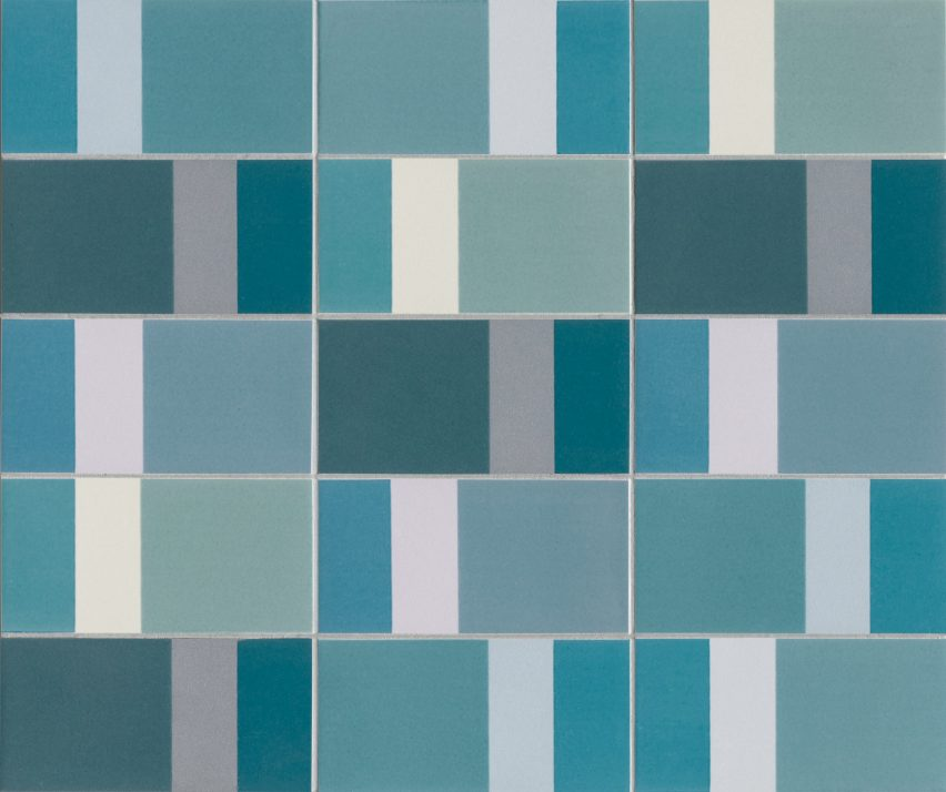 Mutina x Hella Jongerius: Diarama tile collection