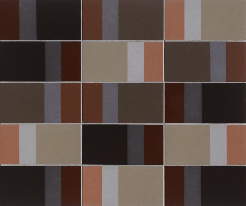 Mutina x Hella Jongerius: Diarama tile collection