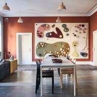 Muuto furniture used to make Copenhagen co-working space more homely
