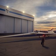 "NASA's ""nearly silent"" supersonic X-Plane goes into production"
