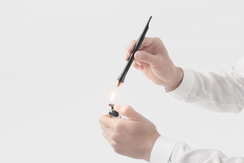 "Nendo launches ""third cigarette"" as alternative for smokers"