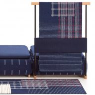 Neri&Hu design modular rug, screen and sofa collection for Gan