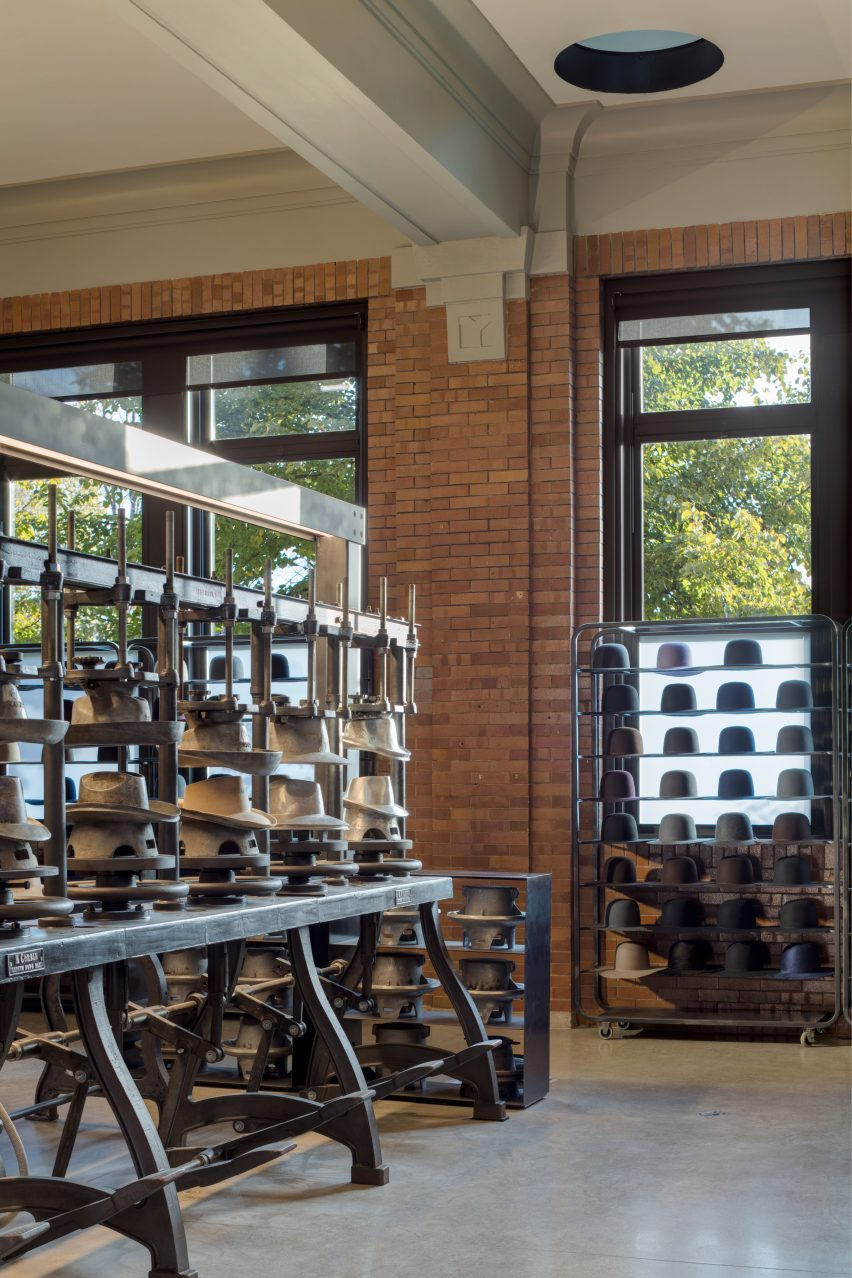 Optimo Hat Factory by SOM