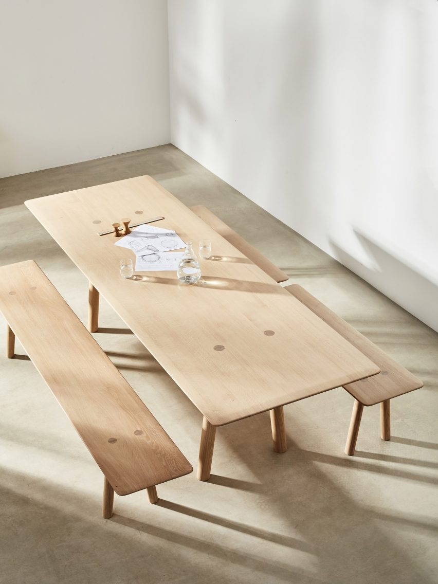 Foster Partners Launches Range Of Solid Wood Furniture