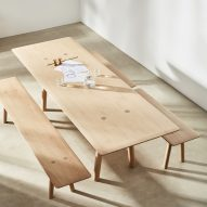 Foster + Partners launches range of solid wood furniture