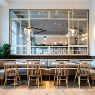 Parts and Labor infuses Chicago restaurant with coastal California ambiance