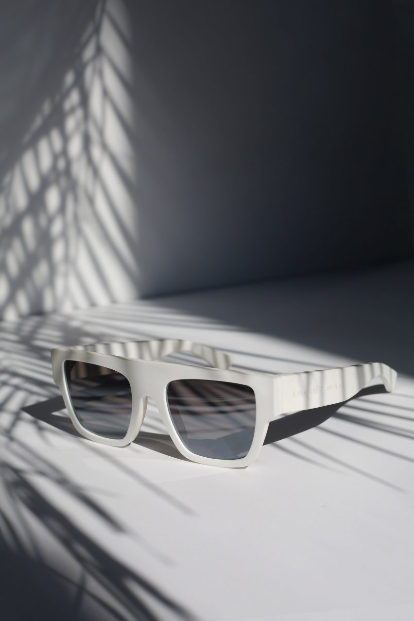 1757fee2cd17 The Clean Waves sunglasses are the first launch in a series of planned  Clean Waves products