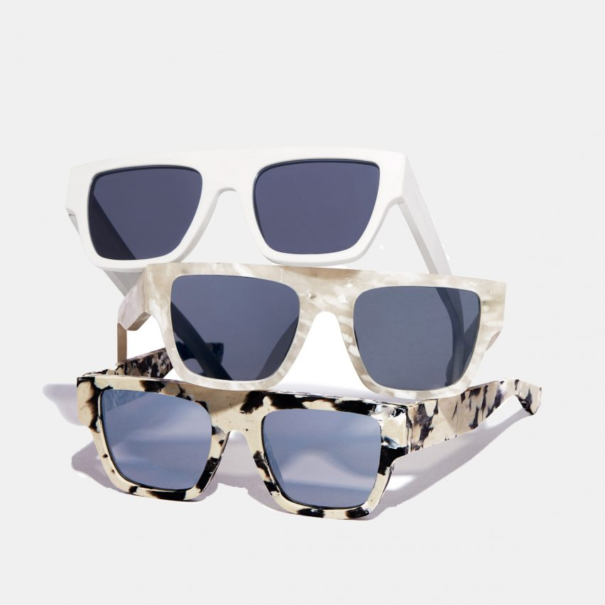 Parley and Corona sunglasses