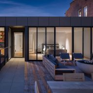 Paulus Hook Residence by Fogarty Finger