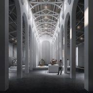 Kengo Kuma to convert Porto slaughterhouse into cultural centre