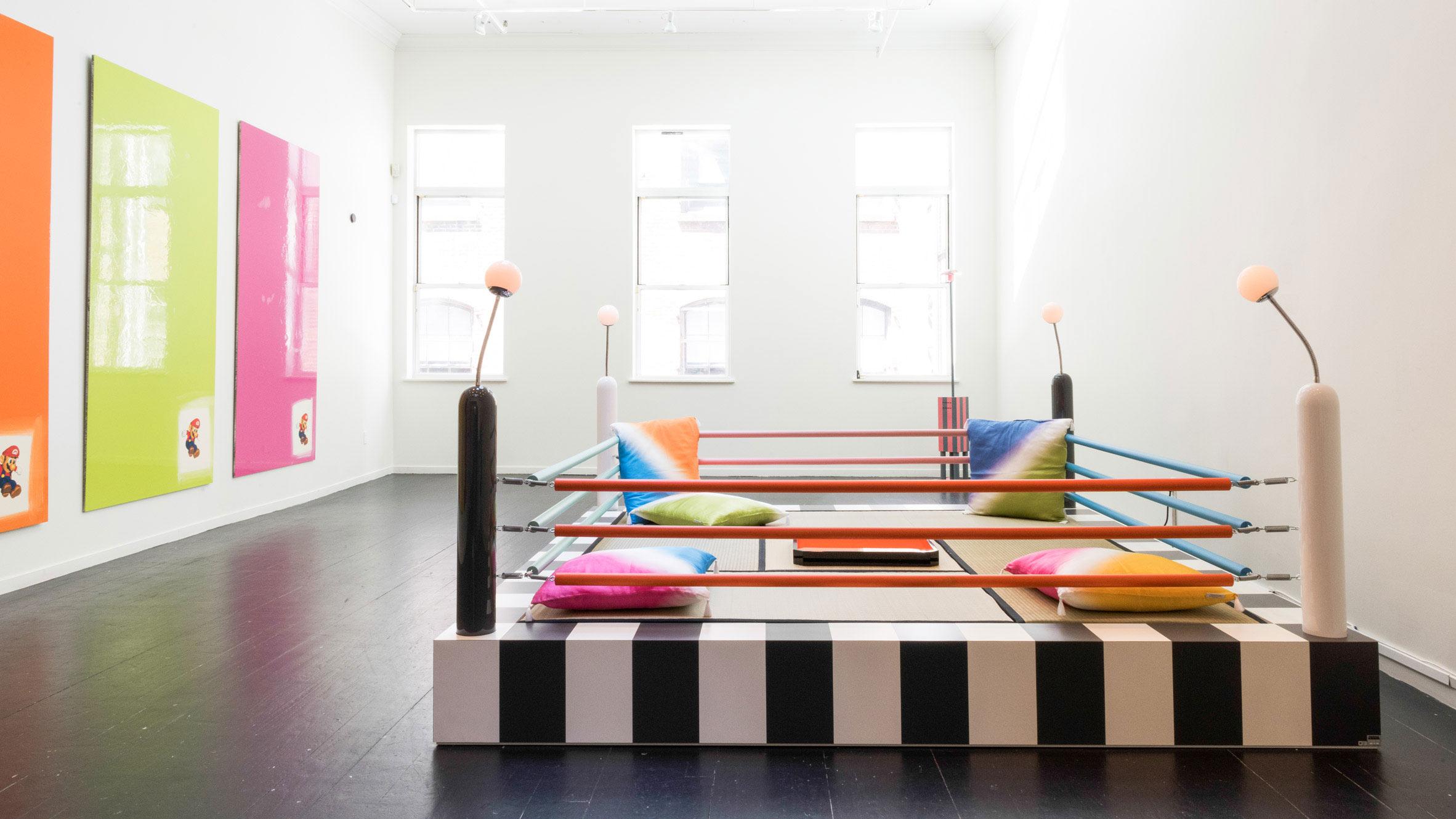 Memphis Designs Fill Raquel S Dream House In New York