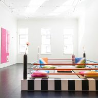 Memphis designs fill Raquel's Dream House in New York