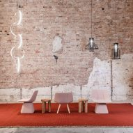 Resident debuts home furnishings at temporary New York City showroom