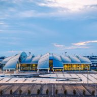 Twelve Architects unveils Rostov-on-Don airport in time for World Cup in Russia