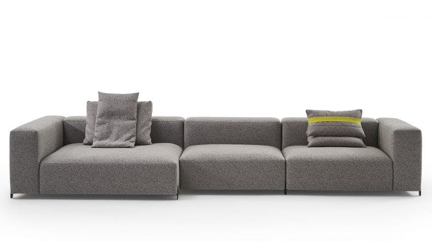 Sofa by Rafa García for Sancal