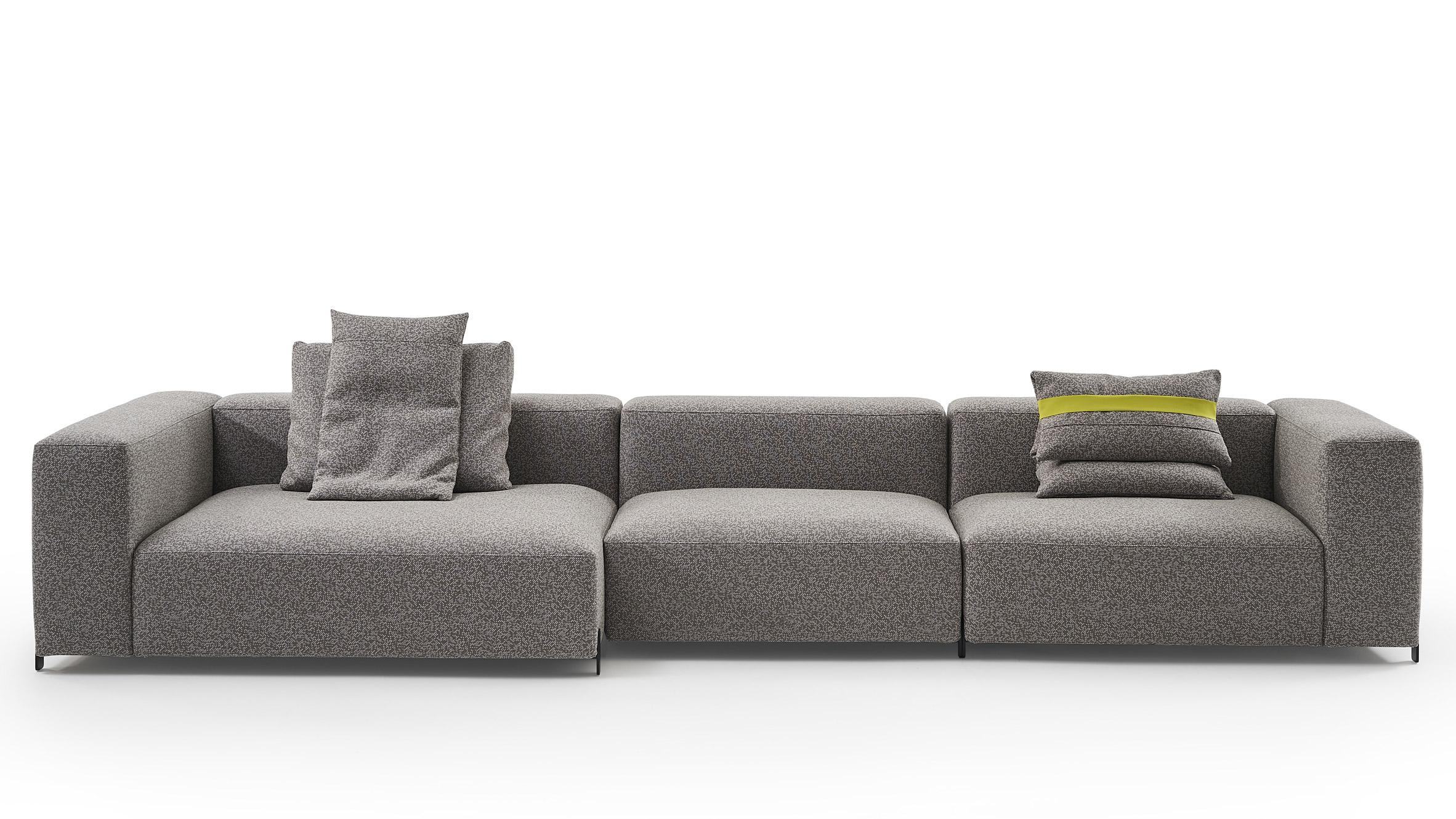 "Rafa García designs sofa like a ""fluffy and soft"" dessert for Sancal"