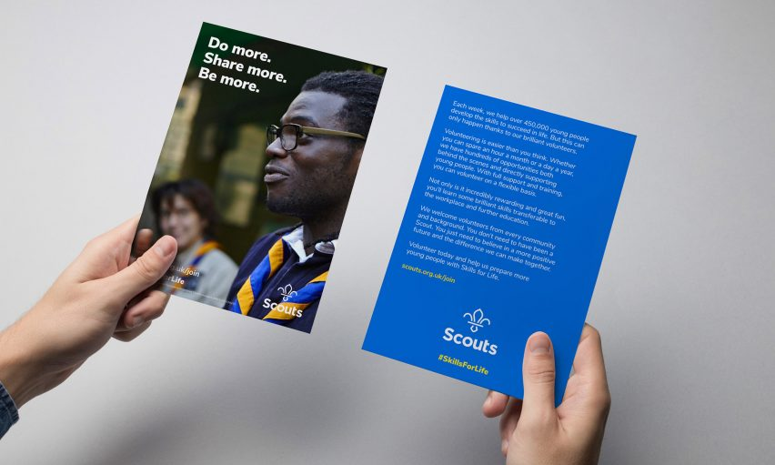 NotOnSunday rebrand UK Scout Association